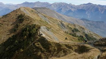 Escapade: Crête de Jarrier en Maurienne