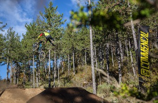 Evo Bike Park: Grosse session
