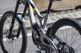 Lourdes : Bike Check Commencal