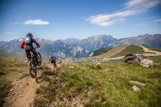 Megavalanche Alpe d'Huez : Les Qualifications