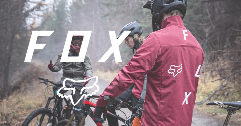 veste vtt fox