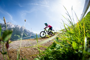 Leogang - Trainings - DH WC #3