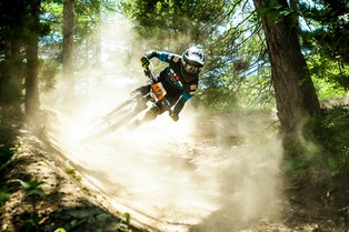 Récit : Vars MTB Team Up