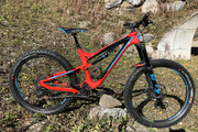 VTT enduro Scott Genius 710 LT Plus taille M