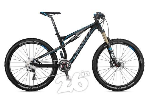 Scott Bike Genius 730