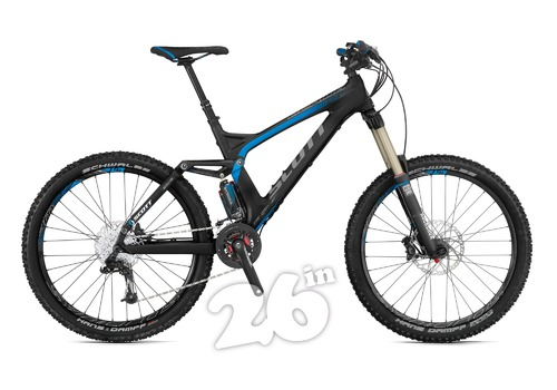 Scott Bike Genius LT 20