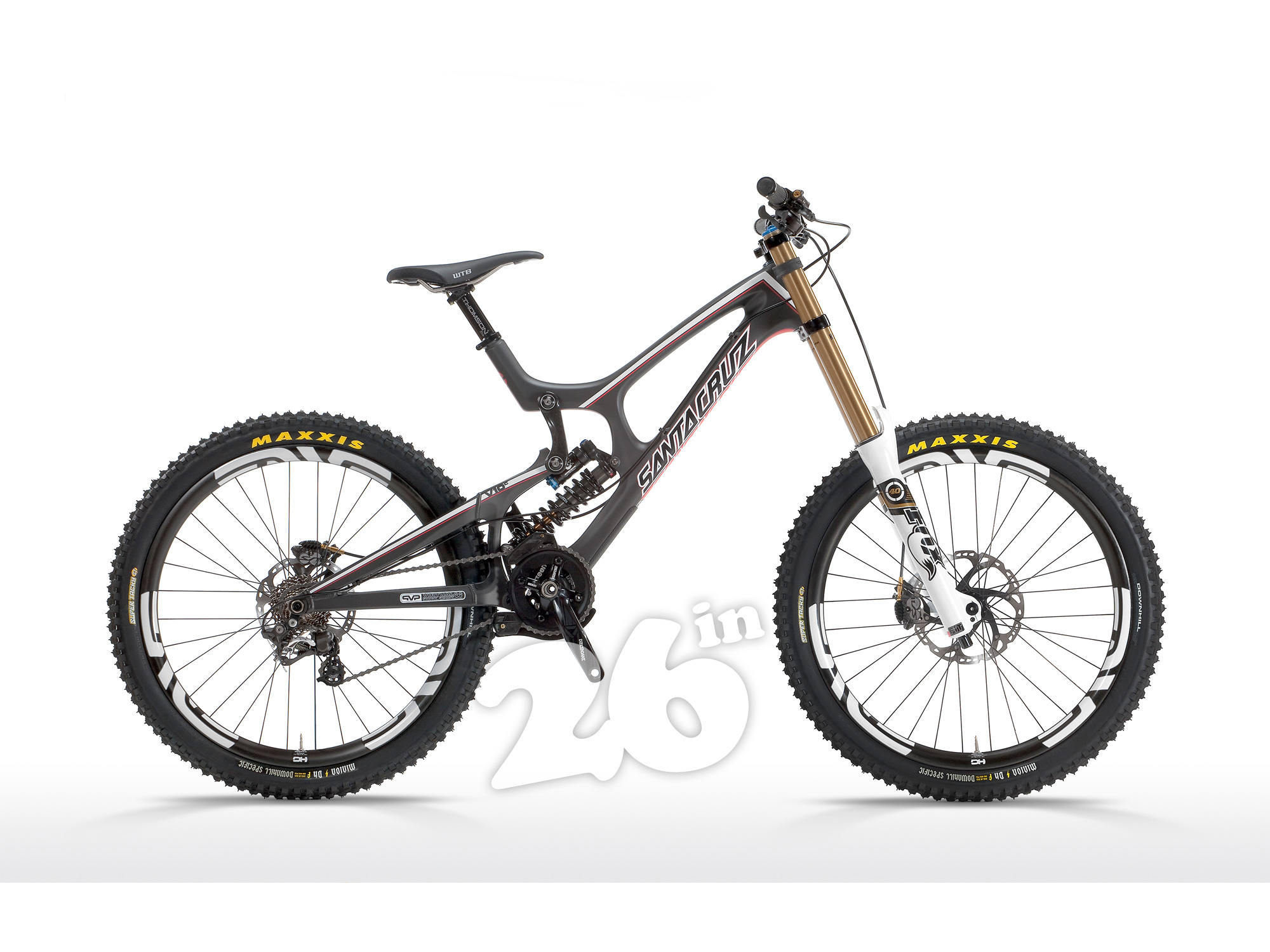 b81e556277a Santa Cruz - V10 Carbon 2013