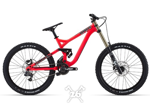 Commencal SUPREME DH 2014