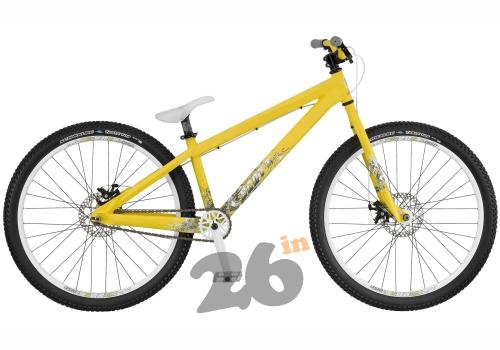 Scott Voltage YZ 0,2