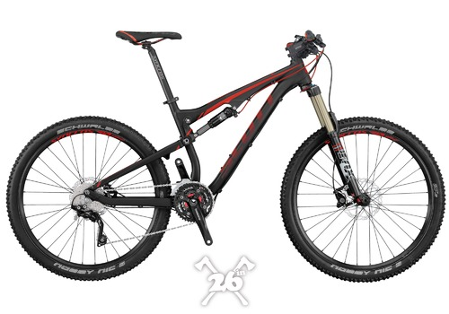 Scott Bike Genius 740