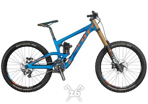Scott Bike Gambler 10