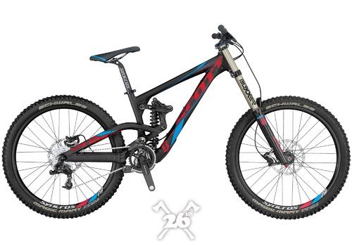 Scott Bike Gambler 30