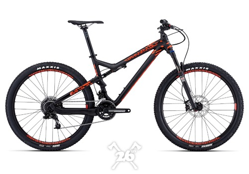 Commencal META TRAIL ESSENTIAL 650B 2015