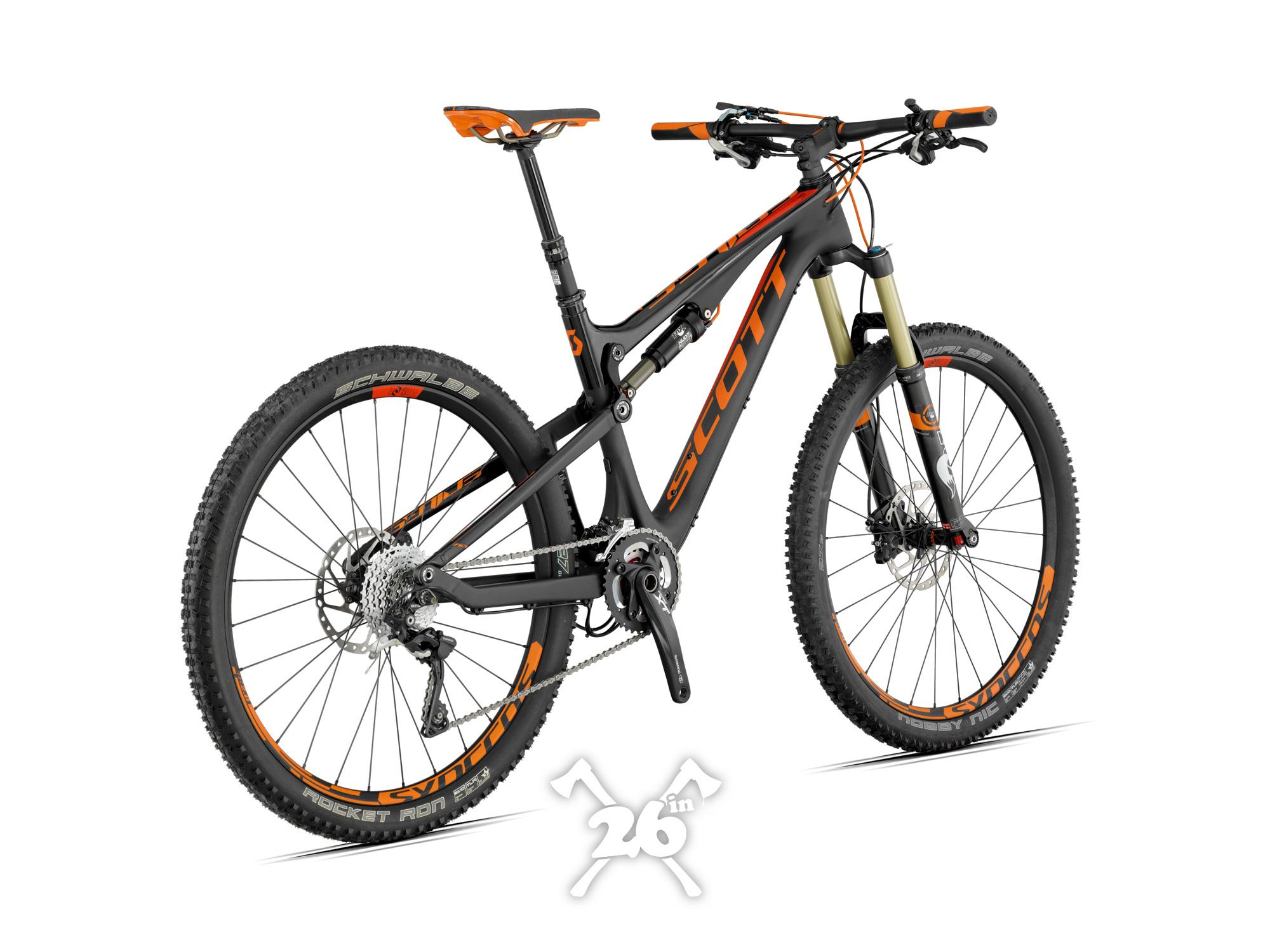 Scott Genius LT 720 2015 - Avis, prix, essai vélo Scott