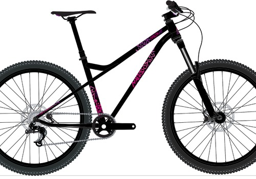 Commencal META HT AM CRMO PURPLE