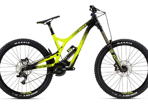Commencal SUPREME DH V4 ORIGIN ROCKSHOX
