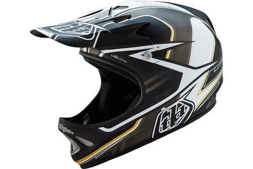 Troy Lee Designs D2 SONAR BLACK