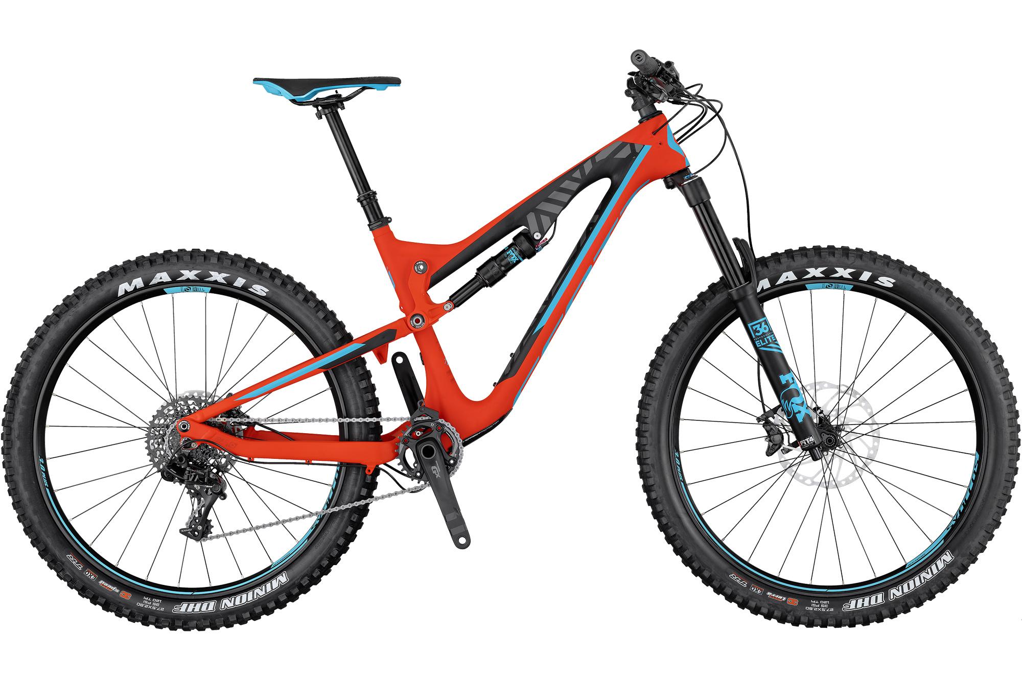 VTT Scott Genius LT 710 - Occasion Fun Sports Cycles