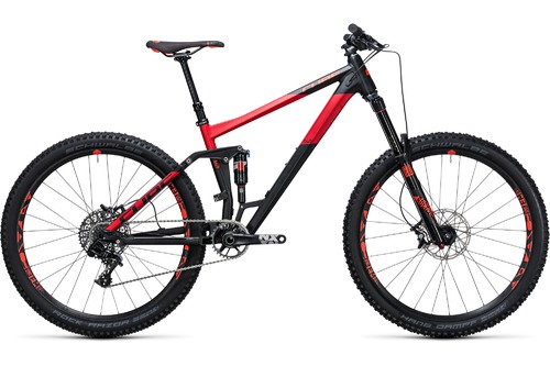 Cube Stereo 160 HPA Race 27.5