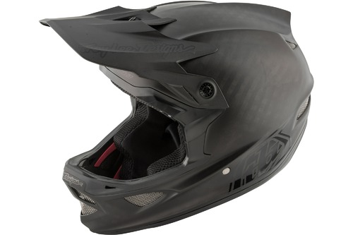 Troy Lee Designs D3 MIDNIGHT CARBON MIPS