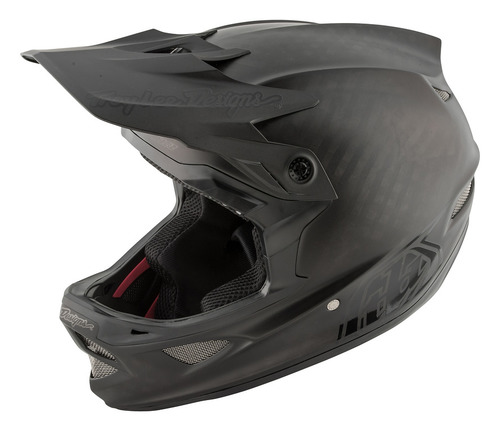 Troy Lee Designs D3 carbon mips midnight black