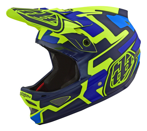- Troy Lee Designs D3 fiberlite