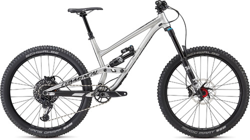 Commencal CLASH ESSENTIAL FOX