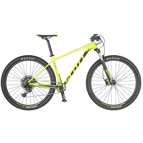 Scott Scale 980 yellow / black
