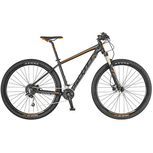 Scott Aspect 930 black / orange