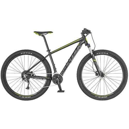 Scott Aspect 940 black / green