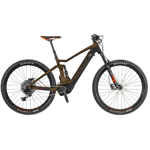 Scott Strike eRide 920