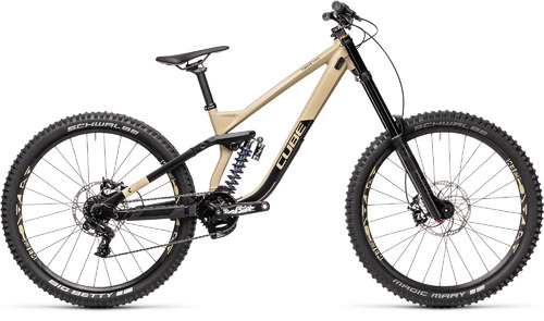 Cube Cube TWO15 Pro 27.5 sand´n´black