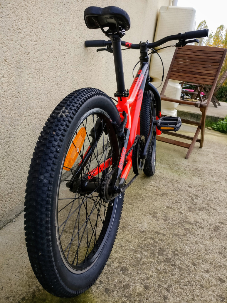 Commencal RAMONES 20 RED