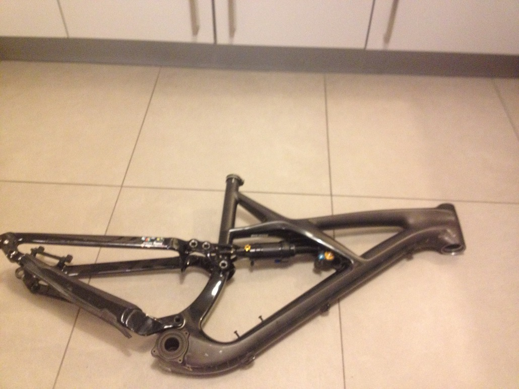 Specialized Enduro Carbon S Works 29