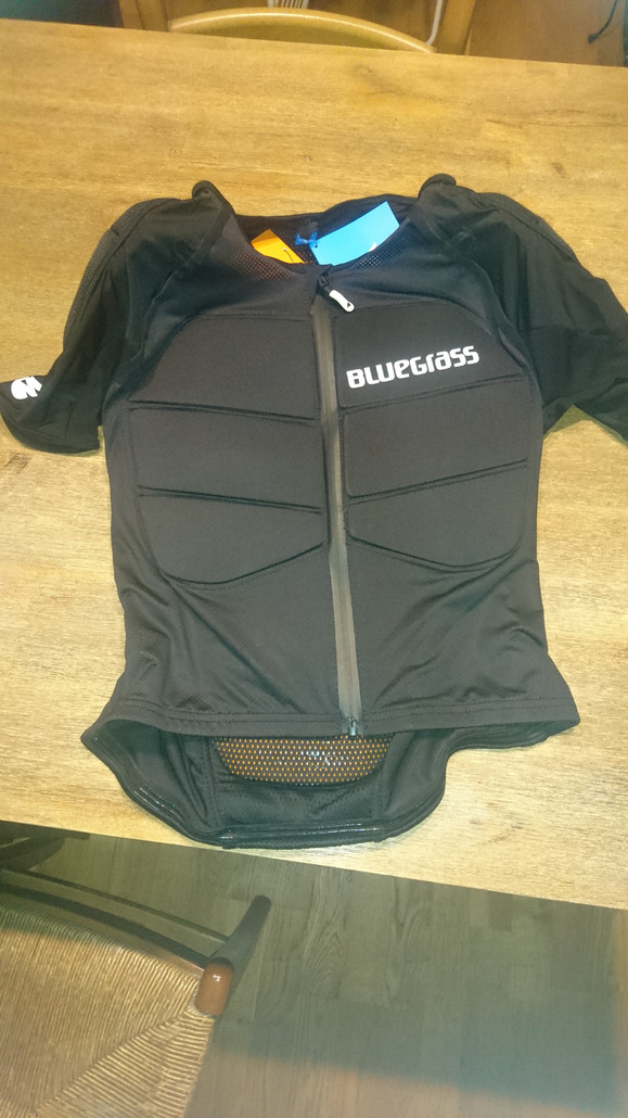Bluegrass Armour B&S D30