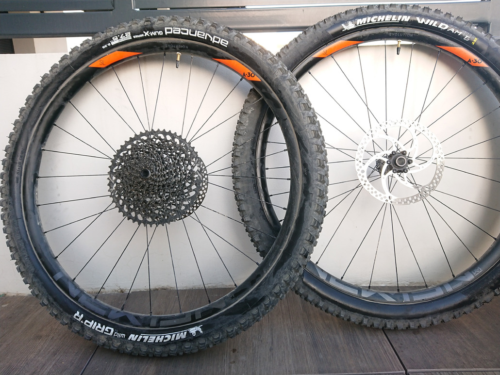 Newmen Components Evolution SL A30