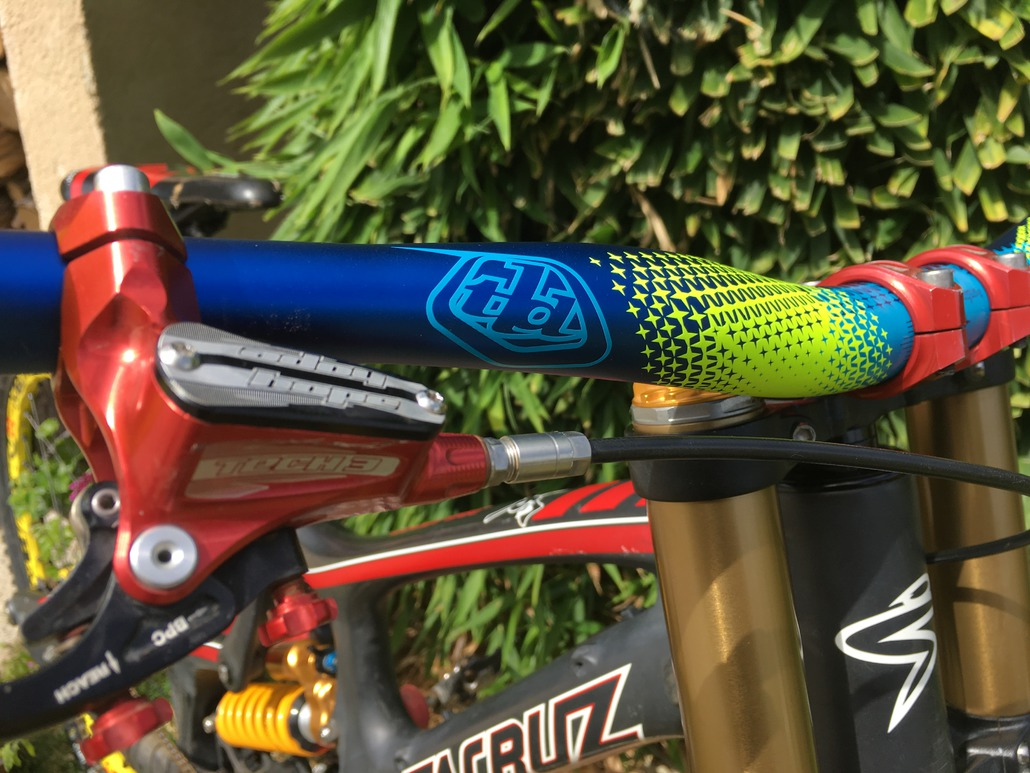 TRUVATIV Descendant Colab Troy Lee Designs