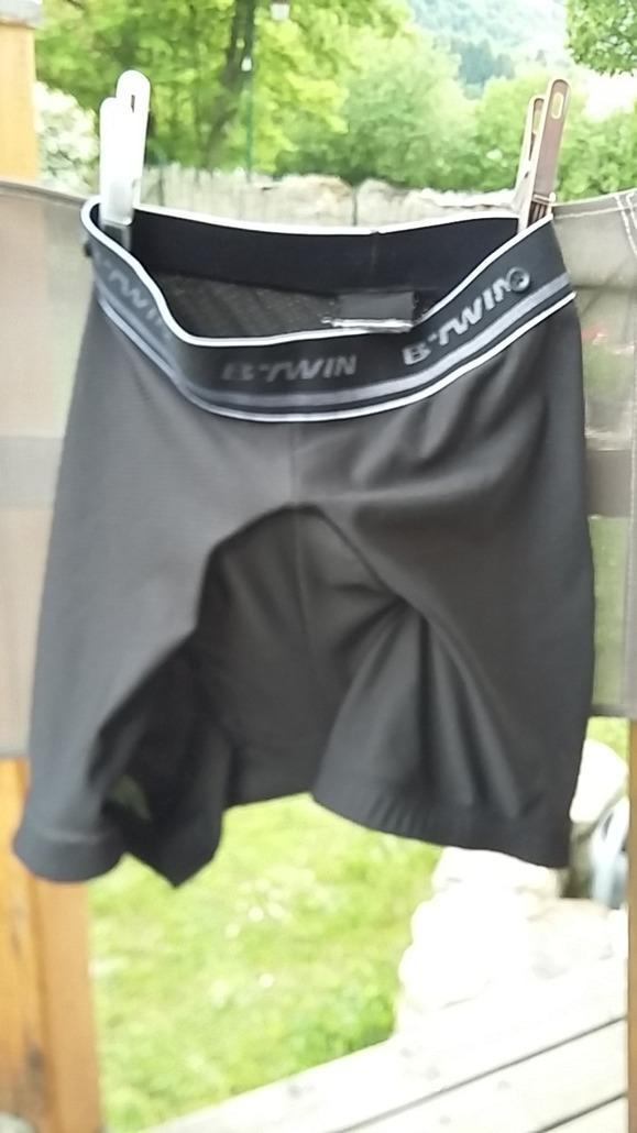 B'Twin sous short vtt 500