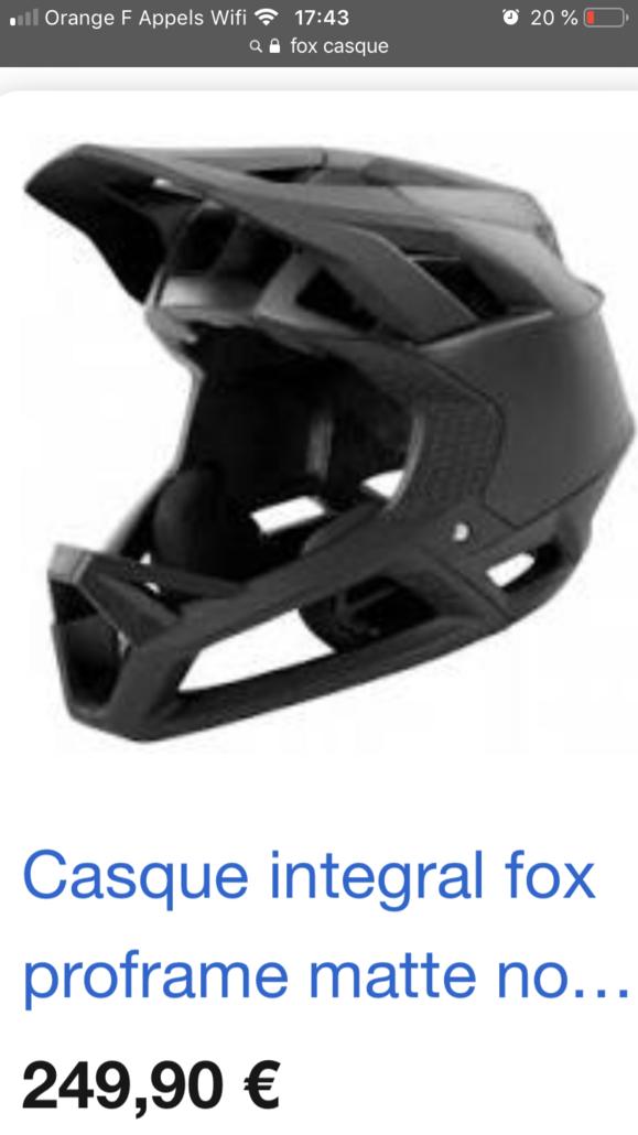 Fox Pro Frame