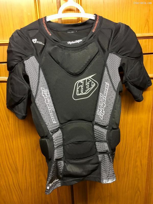 Troy Lee Designs Gilet de protections manches courtes 7850