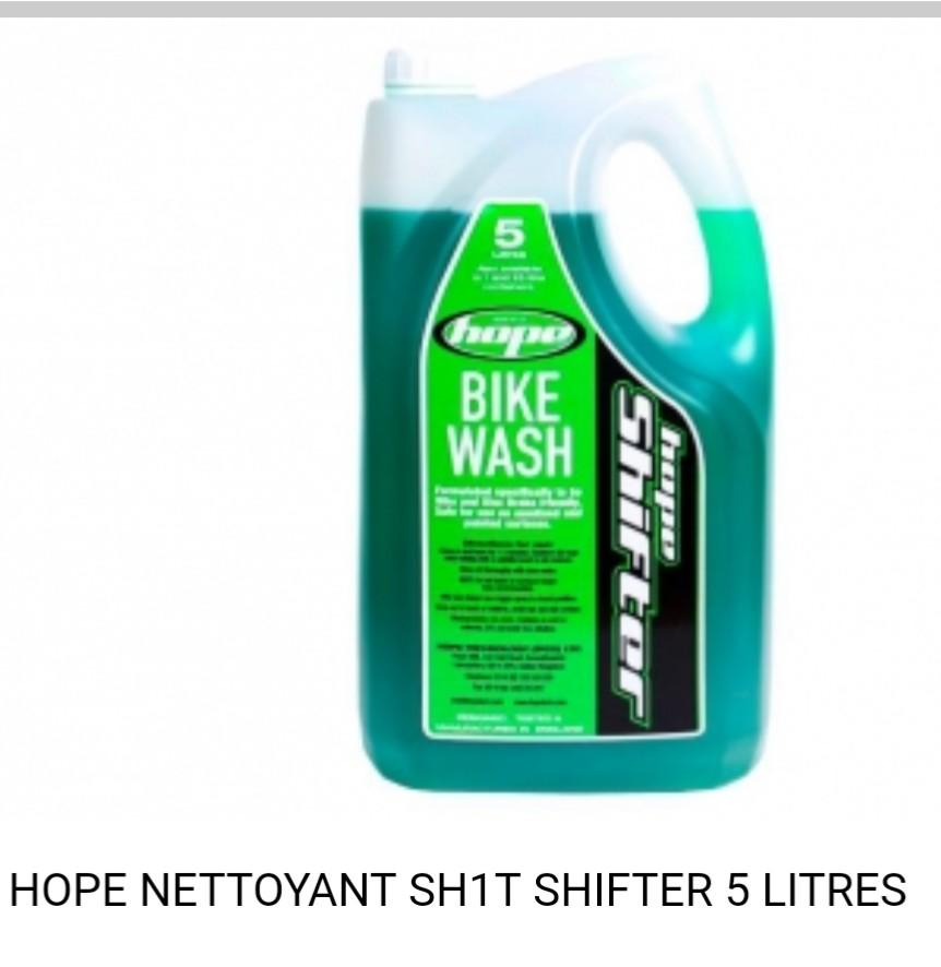 HOPE shifter 5 litres