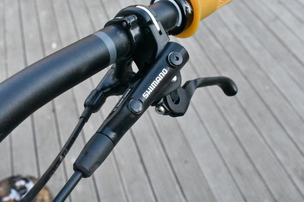 Shimano BR-MT520