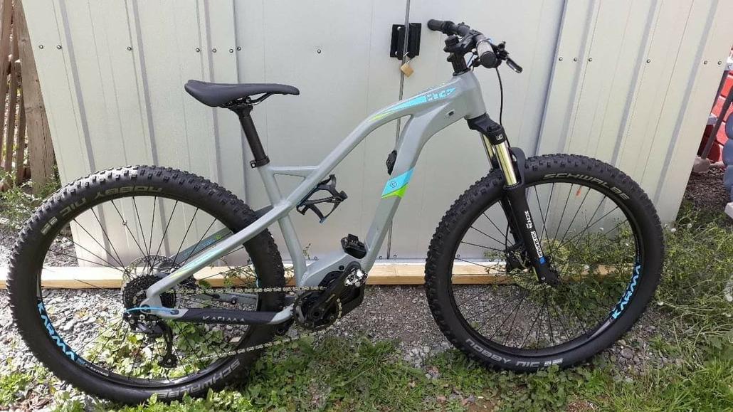 Karma bike HT+