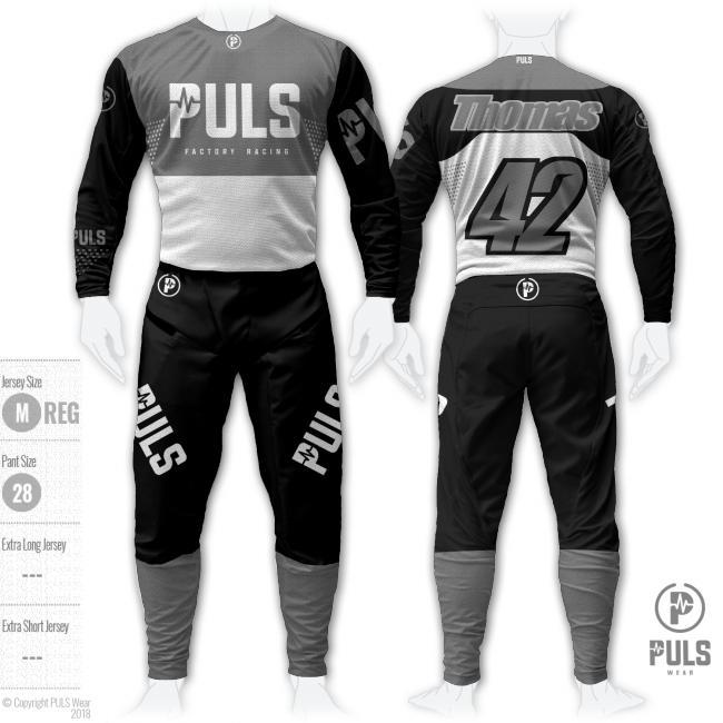 Puls wear tenue perso