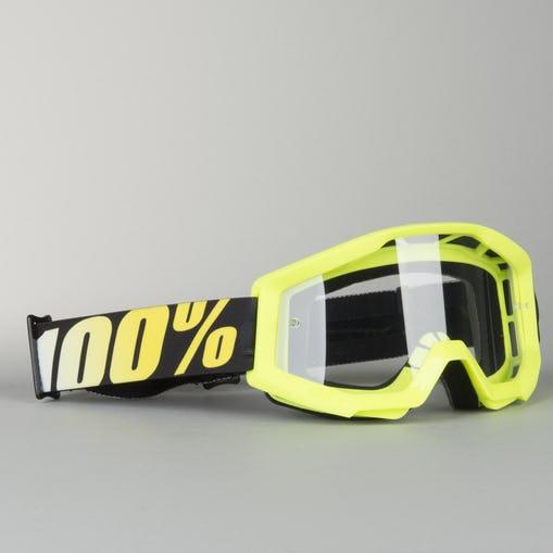 100% Strata jaune