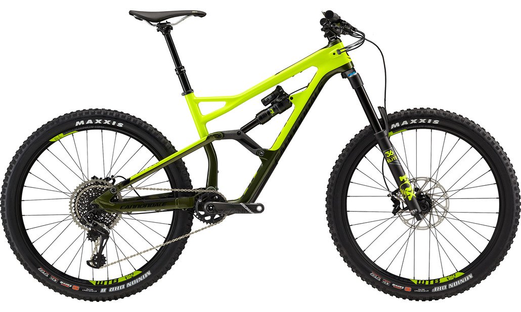 Cannondale JEKYLL CARBON 2