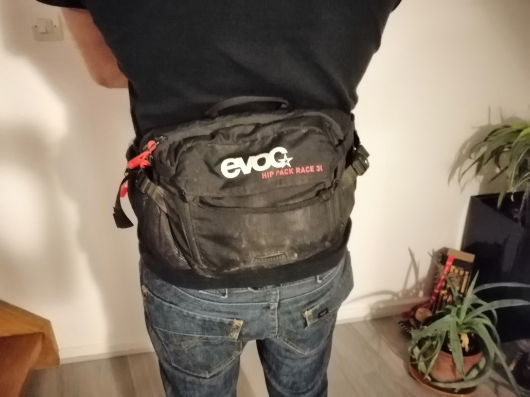Evoc HIP PACK RACE 3 L