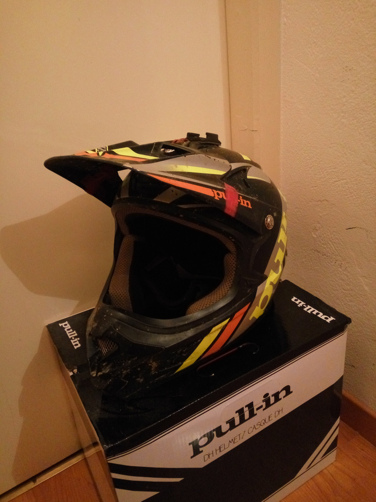 PULL IN Casque DH