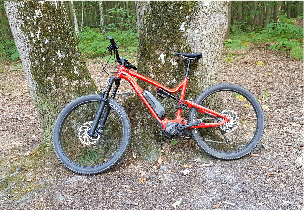 Commencal META POWER 27.5 ORIGIN 2018