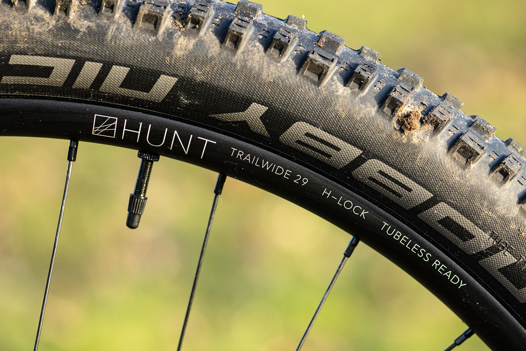 Hunt Bike Wheels Trail Wide